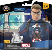 Infinity 3.0 Marvel Battlegrounds Play set