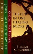 Three In One Healing Books