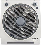 G3 Ferrari Greco Huishoudelijke ventilator met bladen Grijs, Wit