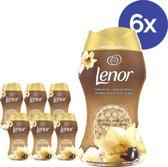 Lenor Gouden Orchidee - Voordeelverpakking 6x140 g - Geurbooster