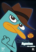 Phineas And Ferb - Beestige Agenten