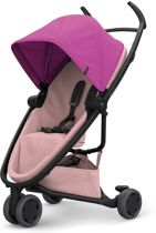 Quinny Zapp Flex Buggy - Pink on Blush