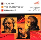 Concerto In A/Variations And Fugue,Op.24/Cantata