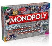 Monopoly Transformers Retro - Bordspel