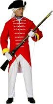"""""""Engelse soldaten kostuum voor heren - Verkleedkleding - Medium"""""""