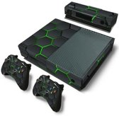 Hex Lime - Xbox One Console Skins Stickers