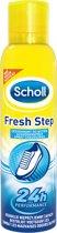Scholl Fresh Step Deodorant Spray Voetdeodorant - 3 x 150 ml - Grootverpakking