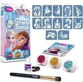 Tattoo glitter Kit Disney Frozen II Zelf Tattoo Maken Meisjes
