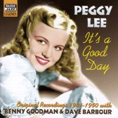 Peggy Lee: It's A Good Day