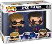 Funko Pop! Saturday Night Live Dick In A Box 2-Pack Vinyl Figure - Verzamelfiguur
