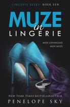 Lingerie 1 - Muze in lingerie