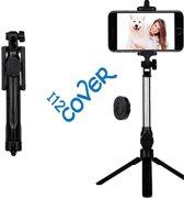 Tripod Selfie stick met Bluetooth afstandsbediening Draadloos Smartphone Statief en Driepoot voor iPhone 7, 8, 8 Plus, X, Xs, XS Max, XR 6, 6S, 6 PLUS, Galaxy S10, S9, S9 Plus, A8 2018, Note 8, S8, S8+ Plus, S7 edge