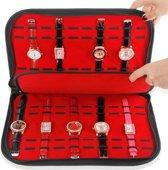 Display map voor horloges en / of armbanden / armbanden en horloge opbergen