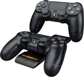 PDP Gaming PlayStation 4 Oplaadstation - Zwart