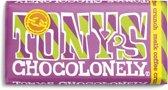 Tony's Chocolonely reep Melk Coffee Crunch - 180 gram