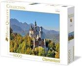 Clementoni Puzzel - Neuschwanstein - 6000 Stukjes