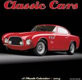 Classic Cars 2019 Calendar