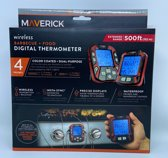 Maverick XR-50 Remote BBQ & Smoker Thermometer