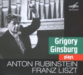 Gregory Ginsburg Plays Liszt & Rubi
