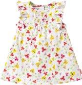 Jersey jurk Tanabelle voor meisjes wit