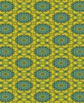 Stylish Classic Designer Pattern School Composition Book
