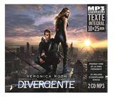 Divergente (Integrale Mp3), Lu Par Marine Royer -
