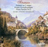 Schumann: Fantasy in C major, Etudes Symphoniques etc / Marc-Andre Hamelin