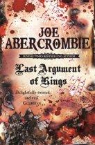 Boek cover (03): Last Argument of Kings van Joe Abercrombie (Onbekend)