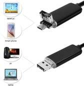 Endoscope 7mm Camera USB OTG voor Android 5 Meter