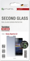 4Smarts Second Glass Limited Cover Sony Xperia L3