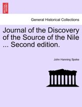 Journal of the Discovery of the Source of the Nile ... Second Edition.