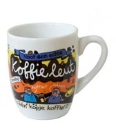 Cartoonmok Koffie