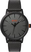 Hugo Boss Orange HO1550055 horloge heren - zwart - edelstaal PVD zwart