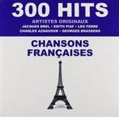 300 Hits - Chansons Francaises