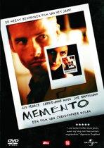 DVD cover van Memento