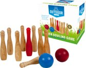 Outdoor Play Garden Bowling