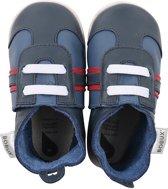 babyslofjes Sport shoe navy red Maat: M (125 cm)