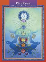 Chakras a Coloring Book by Paul Heussenstamm Cbk010