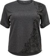 Rebel Fold Up Shirt Dames Sporttop