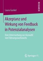 Akzeptanz Und Wirkung Von Feedback in Potenzialanalysen