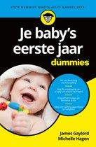 Je baby's eerste jaar voor Dummies