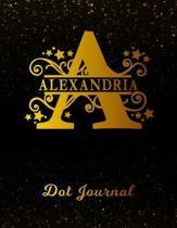 Alexandria Dot Journal