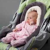 Diono - Autostoelverkleiner baby - Maxi Cosi verkleiner - Cuddle Soft grijs/wit