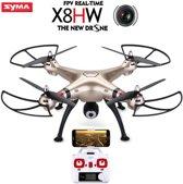 Syma X8HW met HD 720p FPV camera Drone / quadcopter|Hovermode