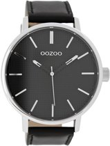 OOZOO Timepieces Zwart horloge C9004 (48 mm)