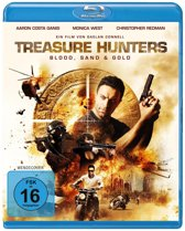 Blood, Sand and Gold (2017) (Blu-Ray) (import)