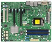 Supermicro X11SAE server-/werkstationmoederbord LGA 1151 (Socket H4) Intel® C236 ATX