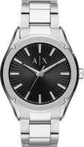 Armani Exchange Fitz horloge  - Zilverkleurig