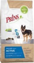 Prins Procare Super Active  - Hondenvoer - 20 kg