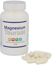 Vitaminstore - Magnesium Tauraat - 120 vegicaps - Helpt bij vermoeidheid en ondersteunt het energieniveau